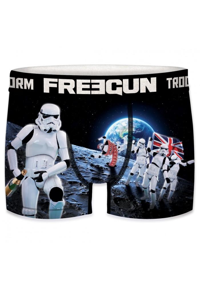 Stormtrooper Moon - Star Wars -...