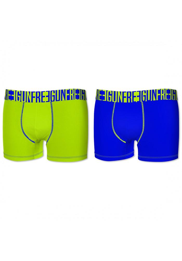 2-pack Microfiber Boxershorts - Gul...