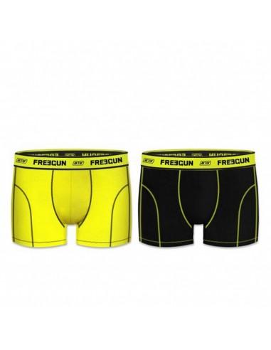Sports Boxershorts i Microfiber -...