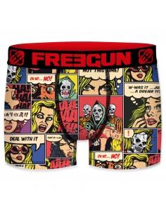 Tegneserie 1 - Freegun...