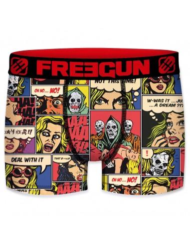 Tegneserie 1 - Freegun Microfiber...